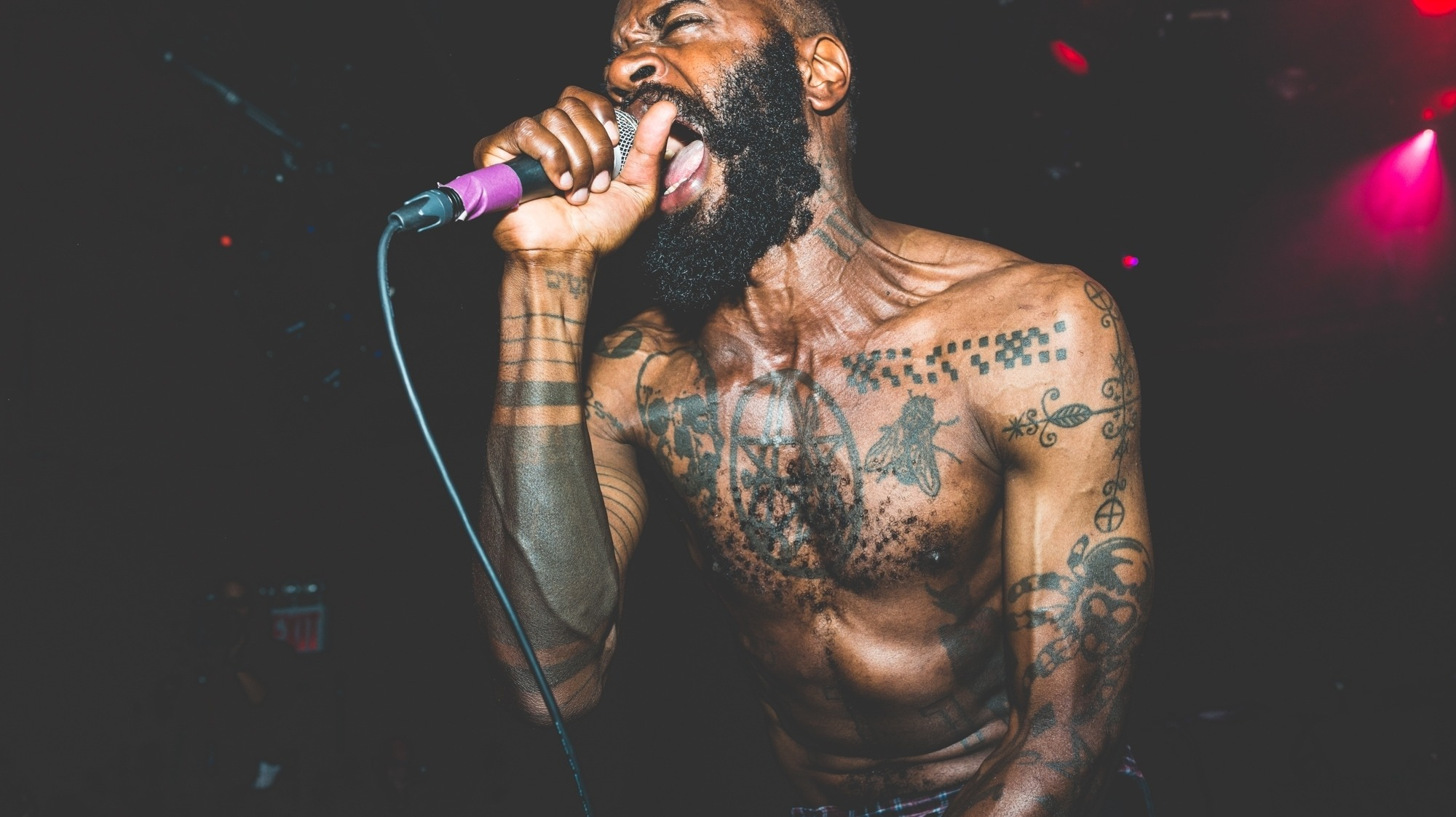 Photo of 6 Giugno al Monk: i Death Grips raggiungono la capitale