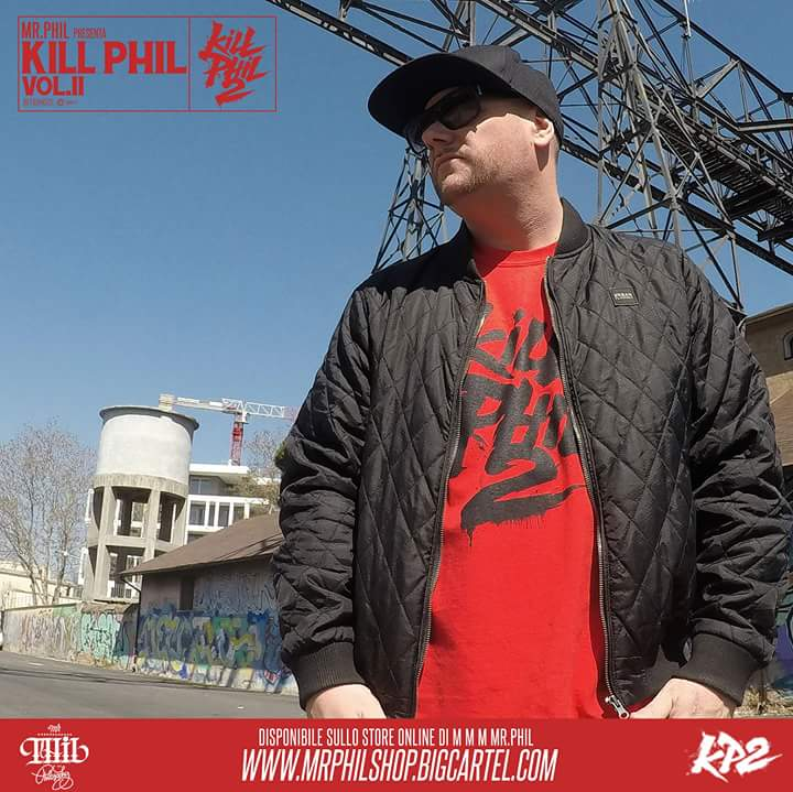 Photo of Intervista a Mr Phil: alla scoperta dell'origine di Kill Phil 2 tra kung fu e samurai