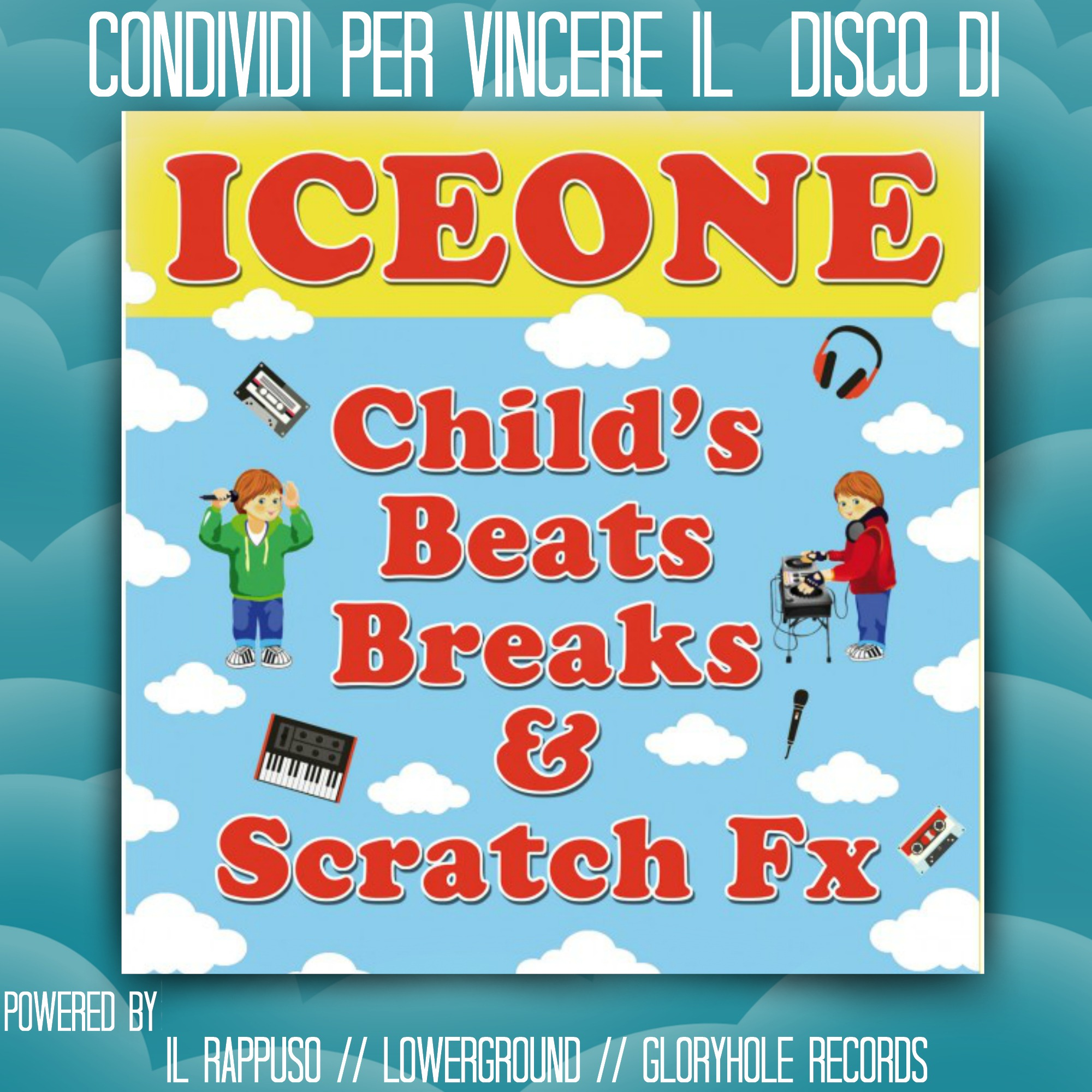 Photo of Vinci il vinile child's beats breaks & scratch fx