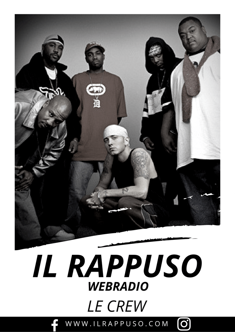 Photo of Le crew – HipHop radio Il Rappuso – IV stagione
