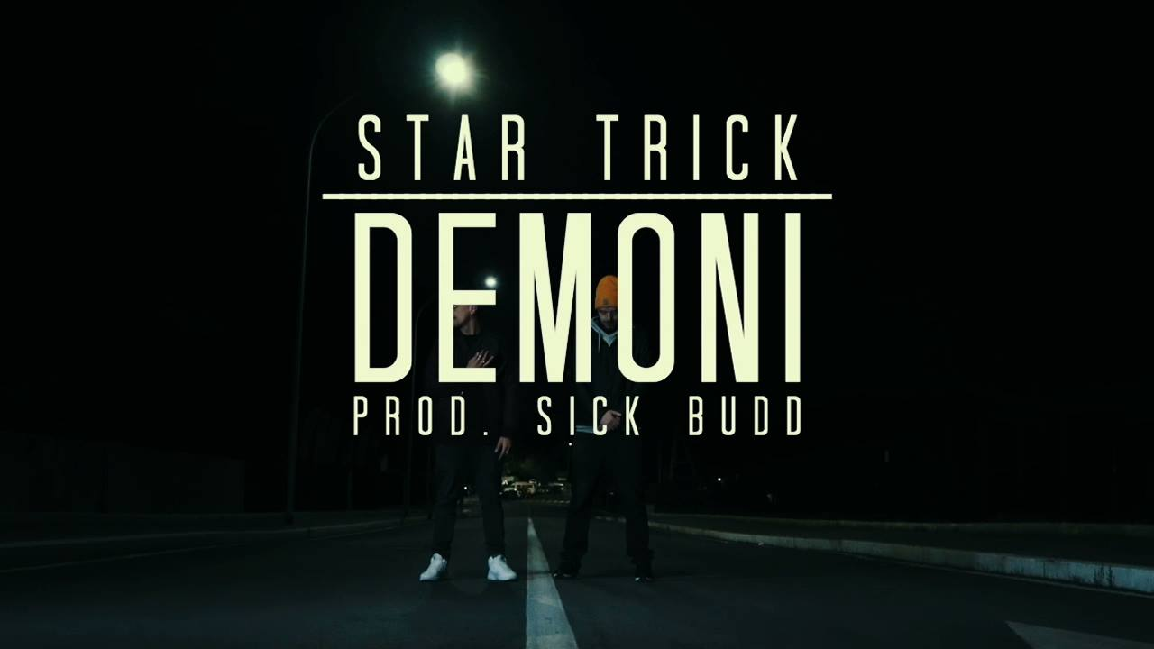 "Photo of E' fuori ""Demoni"" della crew Star Trick (Kenzi, Johnny Roy, Don Plemo)"