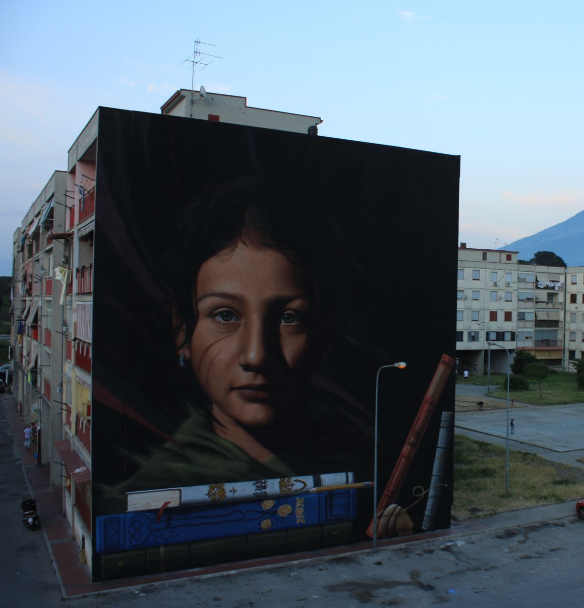 Photo of INWARD: Parco dei Murales protagonista dell'arte per il sociale