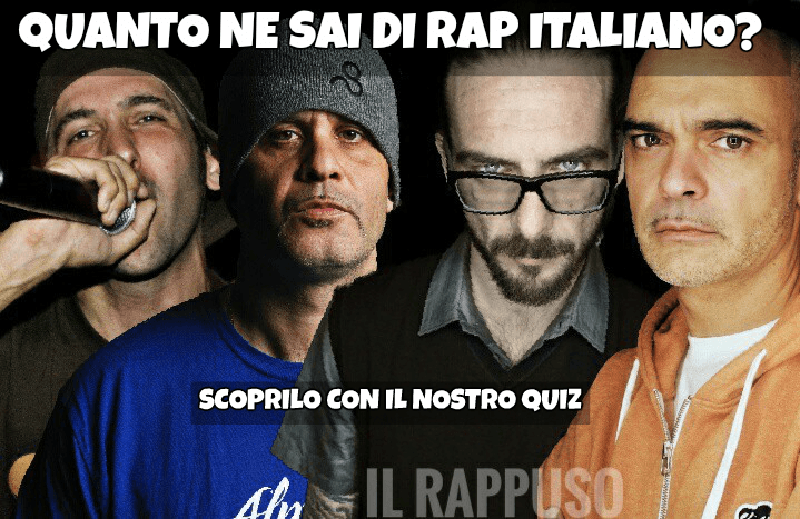 Photo of Quanto ne sai di rap italiano?