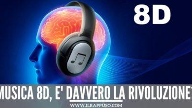 Photo of Musica in 8d, la rivoluzione del suono?