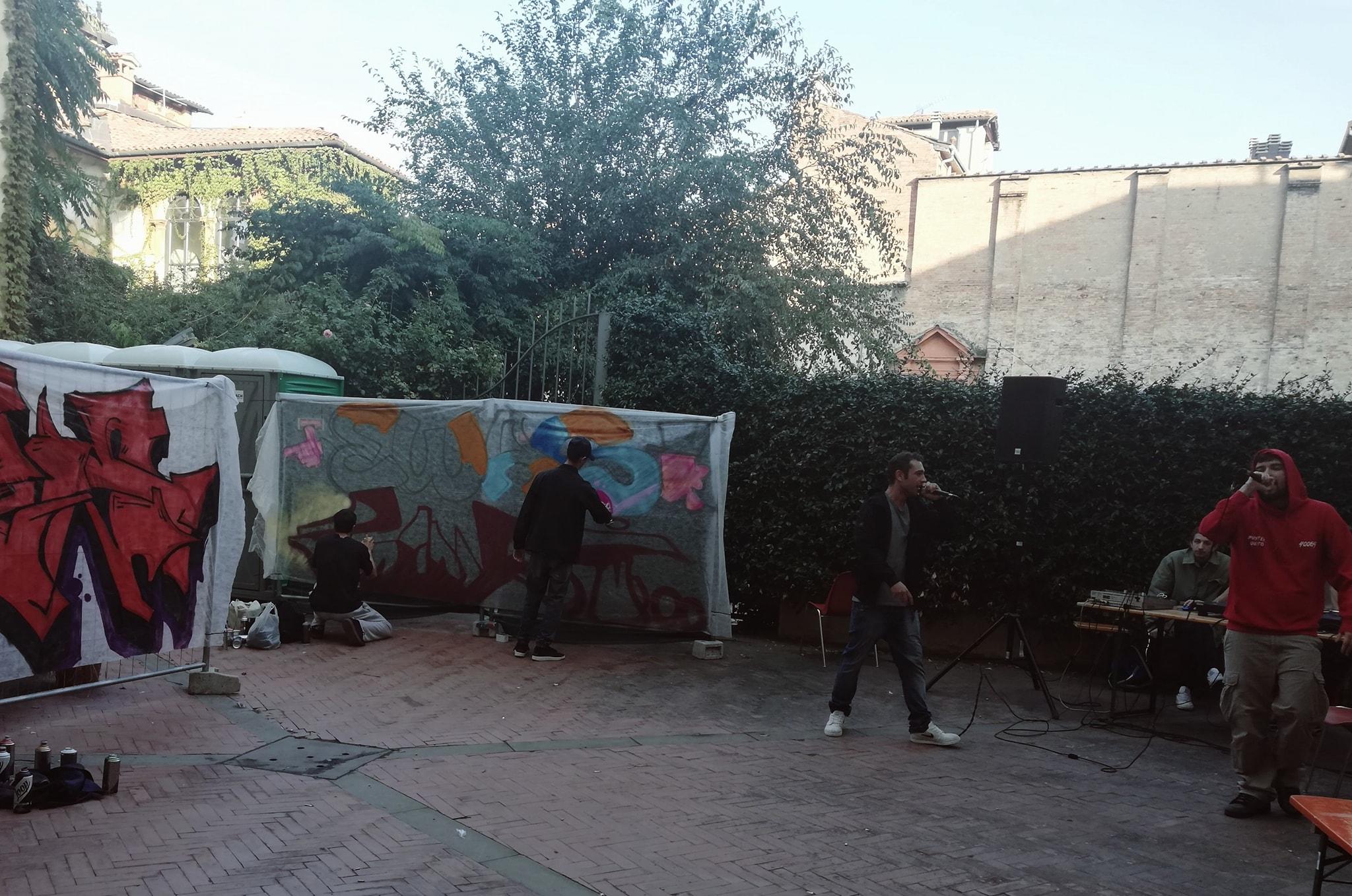 Photo of Ogni domenica a Bologna si crea l'Hip Hop tutti insieme grazie ad un laboratorio