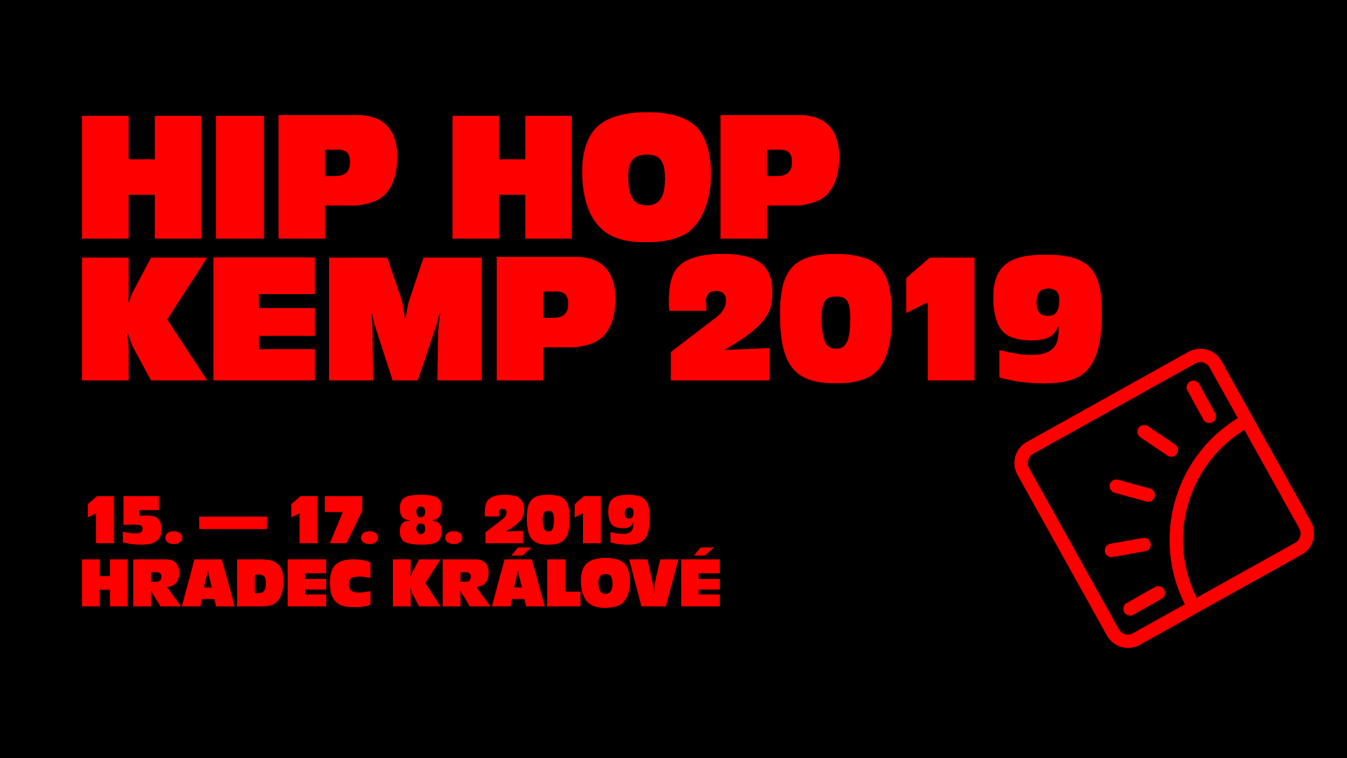 "Photo of HIP HOP KEMP 2019 – 18° ANNIVERSARIO ""FESTIVAL WITH ATMOSPHERE!"""