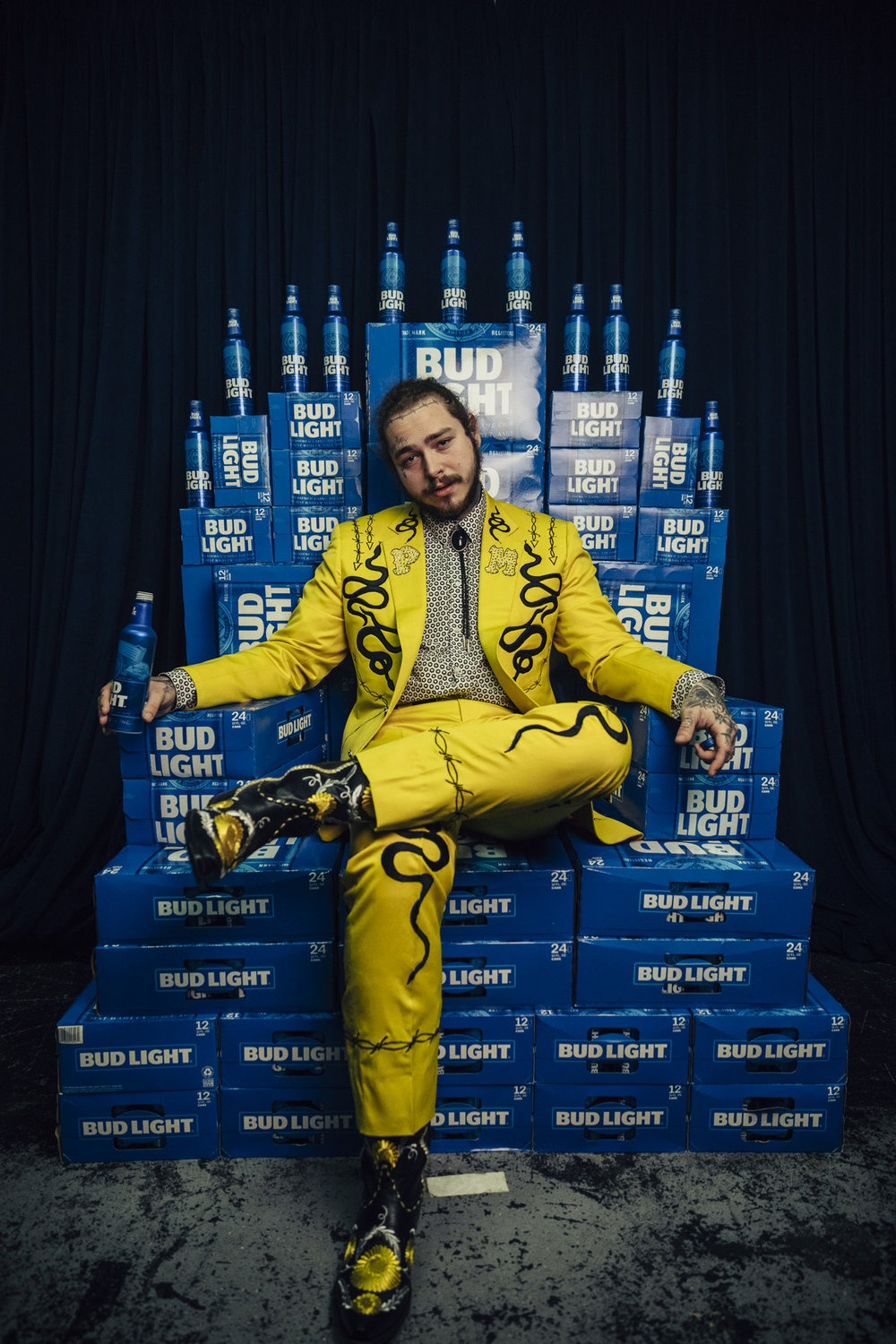 Photo of BudLight e la special edition X Post Malone