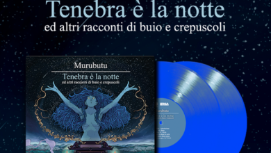 """Photo of Il vinile di""""Tenebra è la notte ed altri racconti di buio e crepuscoli"""" di Murubutu in preorder"""